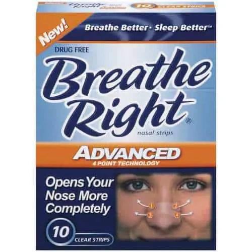 Breathe Right Nasal Strips Printable Coupon