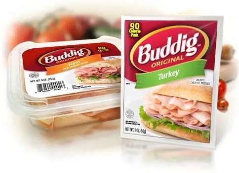 Buddig Meat Printable Coupon