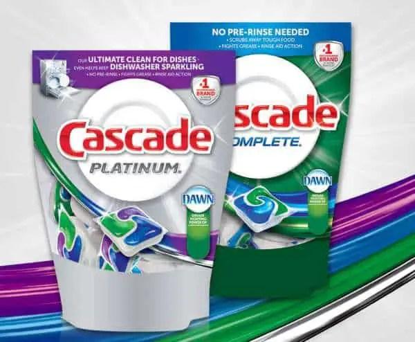 Cascade Cascade Printable Coupon