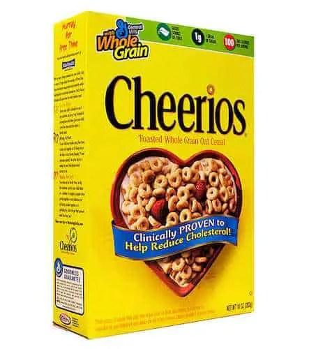 Cheerios Printable Coupon