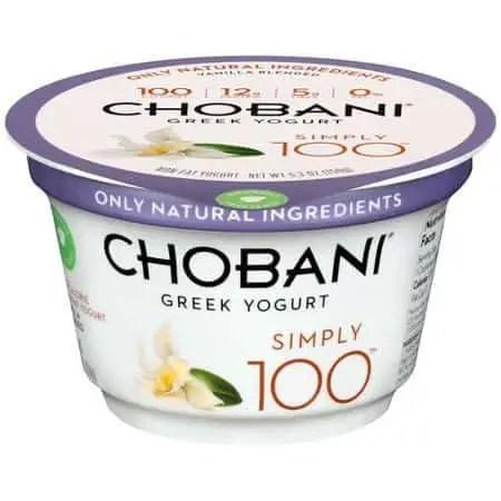 Chobani Simply 100 Greek Yogurt Printable Coupon