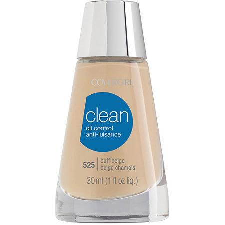 CoverGirl Clean Foundation Printable Coupon