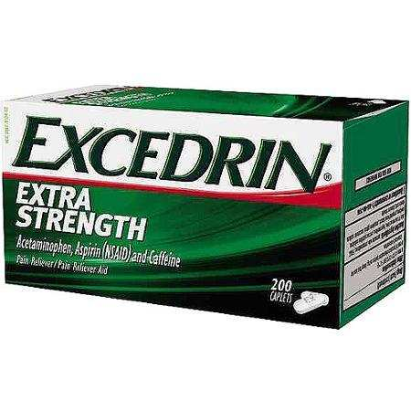 Excedrin 200ct Printable Coupon