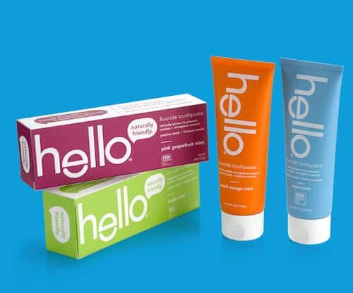 Hello Toothpaste Printable Coupon