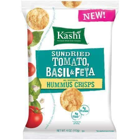 Kashi Hummus Crisps Printable Coupon