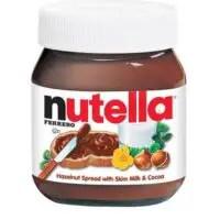 Nutella Hazelnut Spread On Sale, Only $1.50 at CVS!