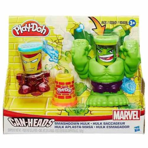 Play-Doh Mavel Hulk Smashdown Printable Coupon