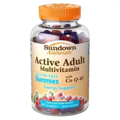 Sundown Vitamins Adlut Gummies Printable Coupon