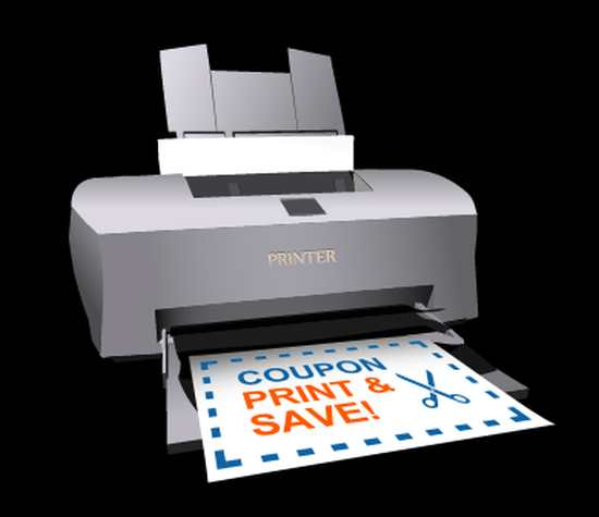coupon printer