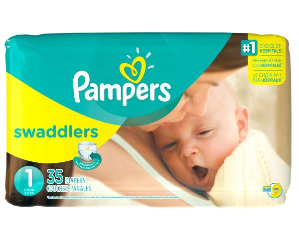 Pampers Swaddlers Printable Coupon