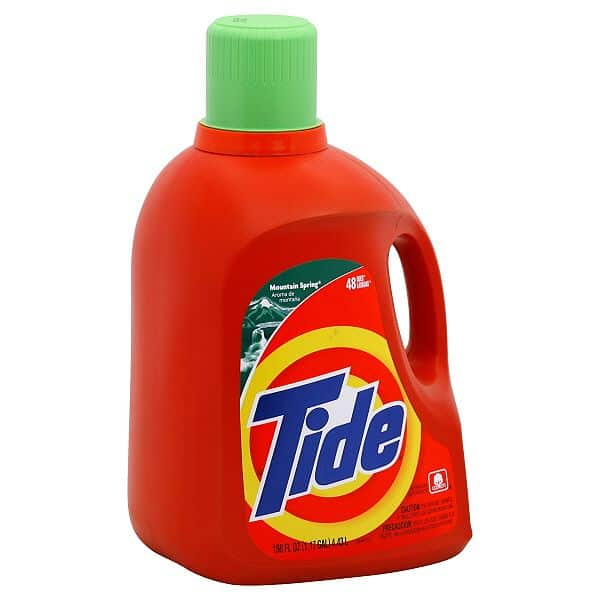 Tide Detergent 150oz Printable Coupon