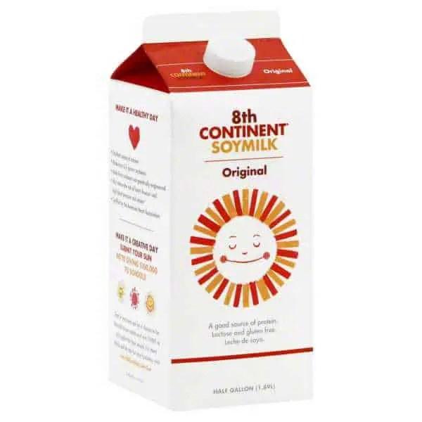 8th Continent Soymilk