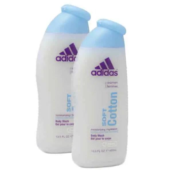 Adidas body wash