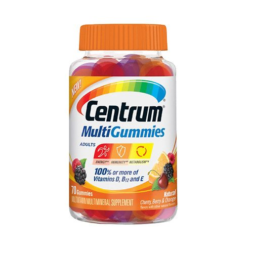 Centrum MultiGummies Multivitamin Printable Coupon