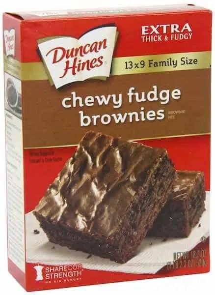 Duncan Hines Brownies Printable Coupon