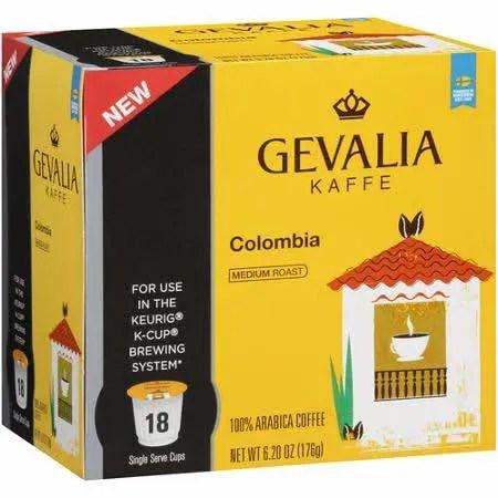 Gevalia K-Cups Printable Coupon