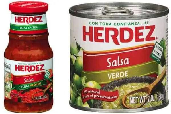 Herdez Salsa Printable Coupon