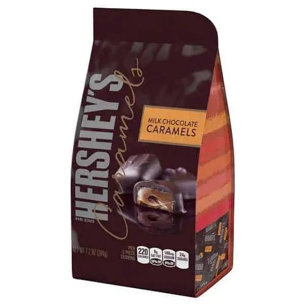 Hershey's Caramels 7.2oz Printable Coupon