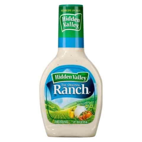 Hidden Valley Ranch Printable Coupon