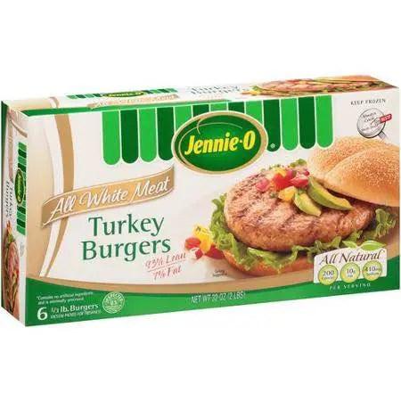 JENNIE-O Turkey BurgersPrintable Coupon