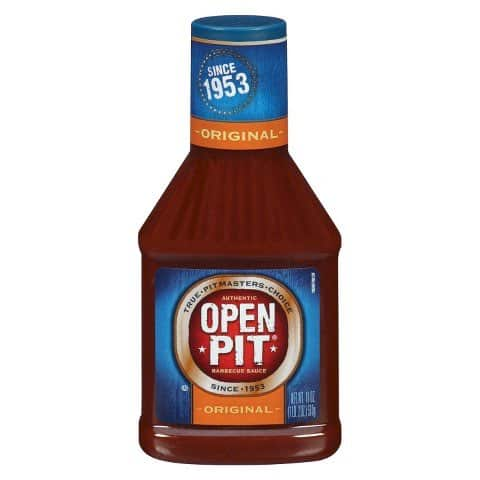 Open Pit BBQ Sauce Printable Coupon