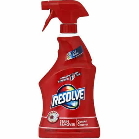 Resolve Carpet Cleaner Printable Coupon