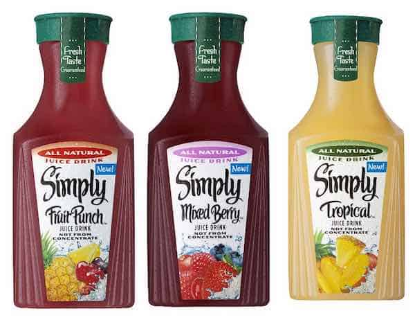 Simply Fruit Punch Printable Coupon New Coupons And Deals Printable Coupons And Deals