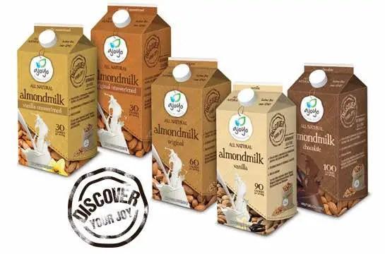 Ajoyo Almond Milk Printable Coupon