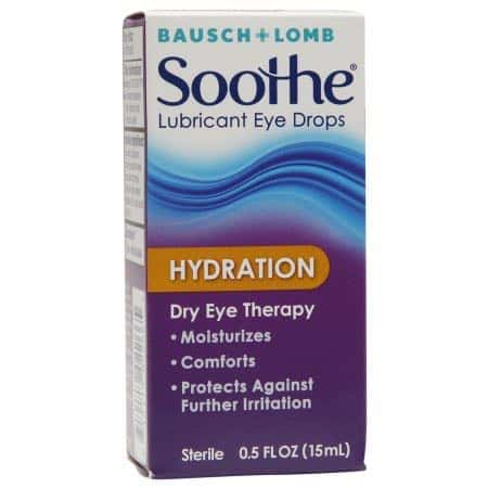 Bausch + Lomb Hydration Soothe Printable Coupon