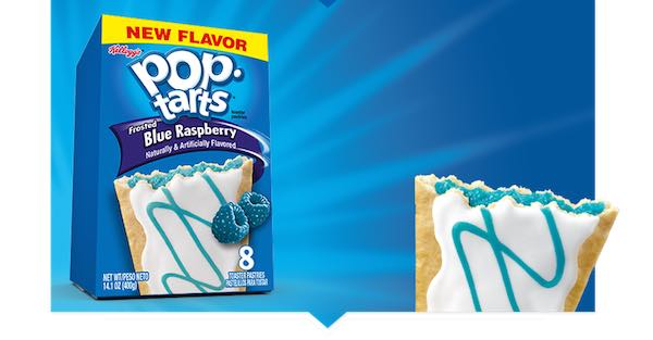 Blue Raspberry Pop-Tarts Printable Coupon
