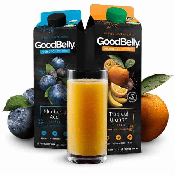 GoodBelly Probiotics Printable Coupon