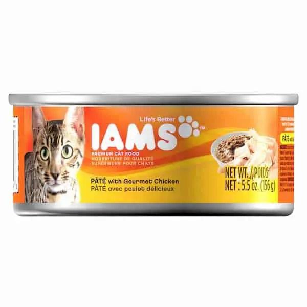 IAMS Canned Cat Food Printable Coupon