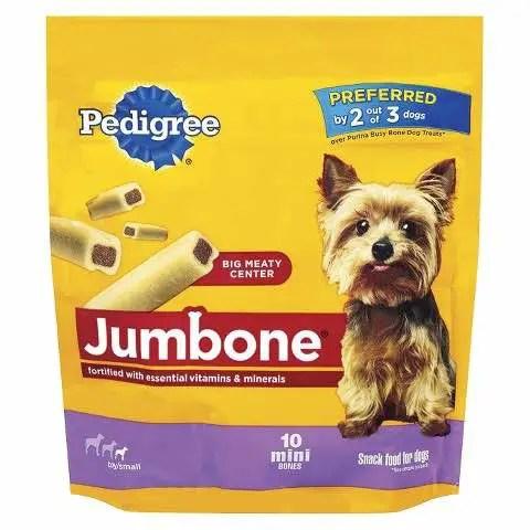 Jumbone Dog Treats Printable Coupon