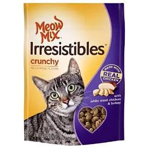 Meow Mix Irresistibles Cat Treats Printable Coupon