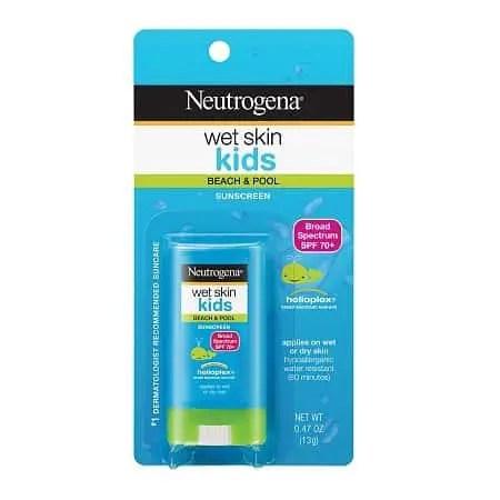 Neutrogena Wet Skin Printable Coupon
