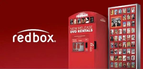 Redbox Code
