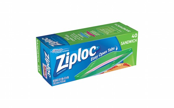 Ziploc 40ct Printable Coupon