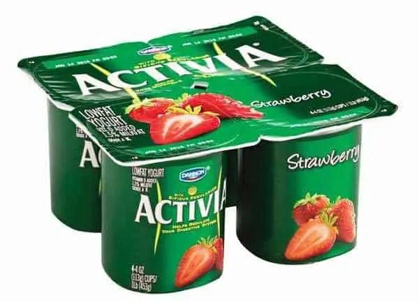 Activia Yogurt Printable Coupon