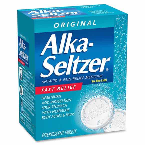 Alka-Seltzer Printable Coupon