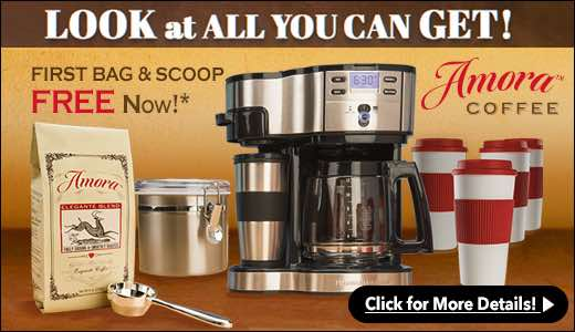 Amora Coffee Offer