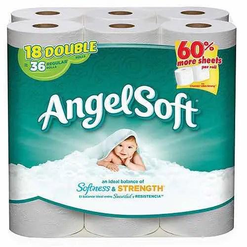 Angel Soft 18ct Printable Coupon
