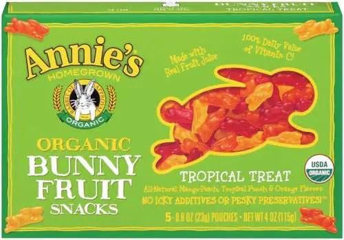 Annie's Snacks Printable Coupon
