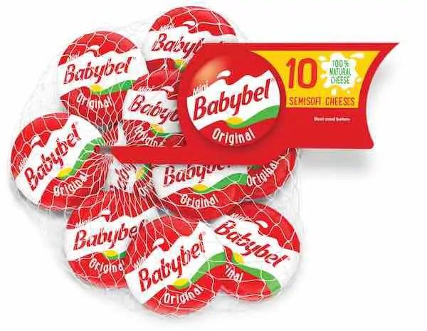 Babybel Cheese Printable Coupon