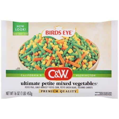 Birds Eye C&W Veggies Printable Coupon
