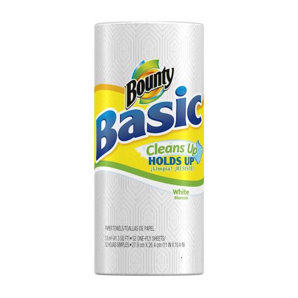 Bounty Basic Printable Coupon