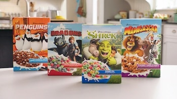 DreamWorks Cereal Printable Coupon