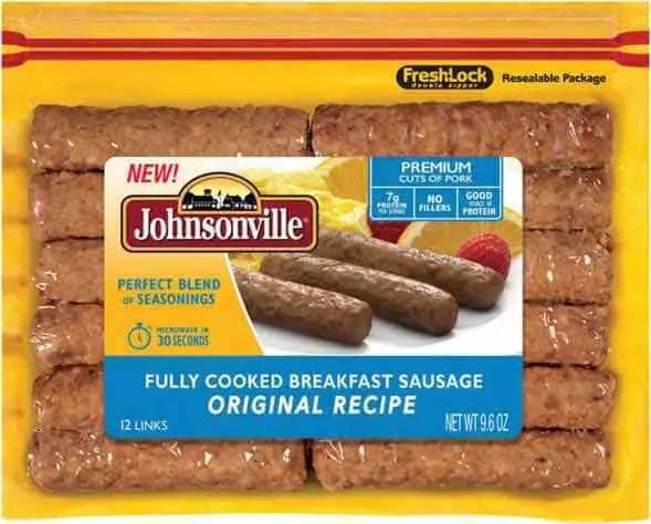 Johnsonville Sausage Printable Coupon