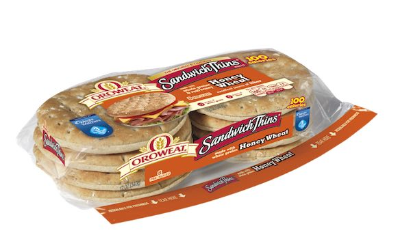 Oroweat Sandwich Thins Printable Coupon