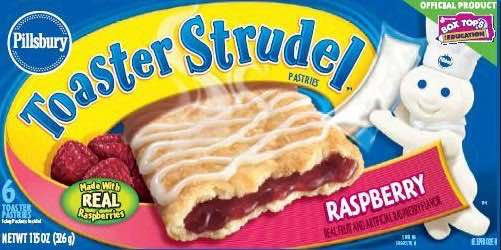 Pillsbury Toaster Strudel Printable Coupon