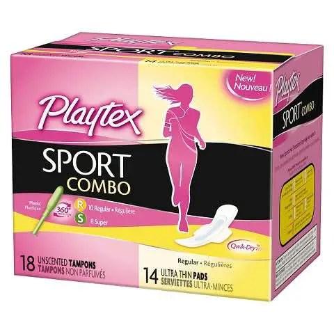 Playtex Combo Packs 32ct Printable Coupon